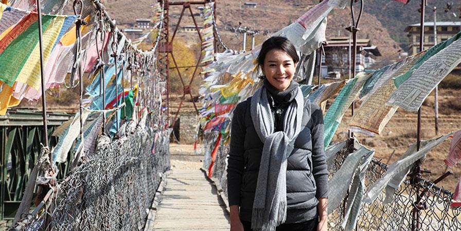 国王_Kaneka PRESENTS ニッポン無名偉人伝 ~ブータンを世界一幸せにした ...